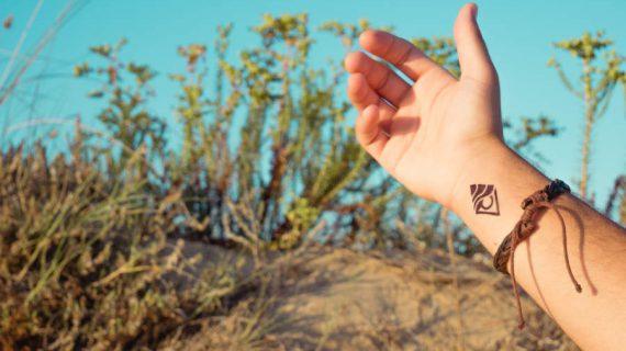 Tatuajes de HENNA vs tinta negra temporal TATTOOW